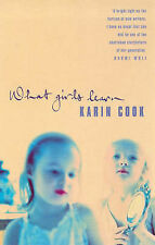 What Girls Learn by Karin Cook (Paperback, 1998)