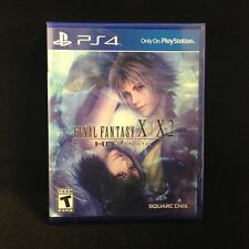 Final Fantasy X / X-2 HD Remaster (Playstation 4) Brand New / Region Free