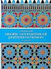Arabic Geometrical Pattern and Design (Dover Pictorial Archive Series)