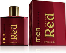 Miraculum Men Collection strong RED EDT - 100ml (100ml = 11,90 Euro iva incl.).