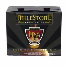 Milestone IPA 3 Kg Beer Kit Makes 40 Pints 23 Litres Homebrew Home Brew New