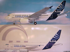Hogan Wings 1:200 Airbus A318  House Colour Airbus  AS 09 + Herpa Wings Katalog