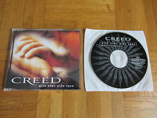 CREED With Arms Wide Open 2000 EUROPEAN collectors CD single