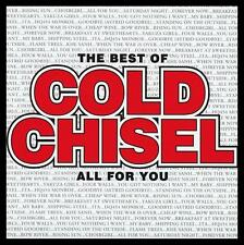 COLD CHISEL - ALL FOR YOU : BEST OF CD ~ JIMMY BARNES~IAN MOSS~DON WALKER *NEW*