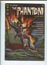 The Phantom #15 Very Good  1965 Phantom Leaps To Certain Death   *SA
