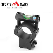 Sportsmatch SP2 Spirit Level Fixed for 30mm Tube Mounts by Bisley Rifle Hunting