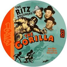 "The Gorilla (1939) Sci-Fi and Horror NR CULT ""B"" Movie DVD"