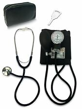 Blood Pressure Kit BP cuff With Single Head Stethoscope Kit