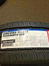 4 New 225 60 15 Falken Sincera SN211 Touring Tires