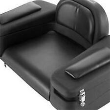 Quadboss Replacement Seat Cushion For Back Country Trunk, Black, #258469 15-7055