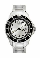 NRL South Sydney Rabbitohs All Stainless Steel Gents Watch FREE SHIPPING