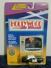 Johnny Lightning The Blues Brothers Diecast Police Car Hollywood On Wheels 1/64