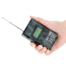 RK560 50MHz-2.4GHz Portable Frequency Meter Counter DCS CTCSS Radio Testing 33KS