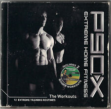 BEACHBODY POWER 90 P90X Extreme Home Fitness 13 DVD Set