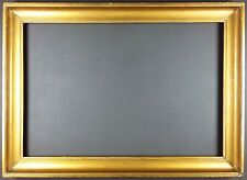 Ancien Cadre Format 73 cm x 50 cm (20M) Antique Frame Vintage Cornice Rahmen