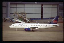 Orig 35mm airline slide Airworld A320 G-BVJW [212-5]