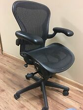 HERMAN MILLER Chair **Aeron - Size A** Excellent Condition! Fully Loaded!