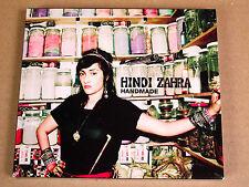 """rare CD Hindi Zahra """"Handmande"""" 17 tracks Unplugged bonus Mint"""