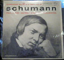 Schumann/Paray  Symphony No. 2    Mercury