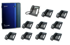Panasonic KX-TDA30 Phone System Analogue 10 Phones + Warranty/VAT/FREE DELIVERY