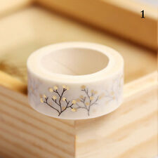 Wishing Tree 1.5cm*5m DIY paper Sticky Adhesive Sticker Decorative Washi Tape
