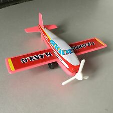 Vintage# CESSNA AIRPLANE TIN & PLASTIC TOY# Made In Japan
