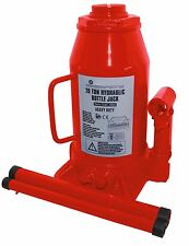 HEAVY DUTY 20 TON TONNE FLOOR HYDRAULIC LIFTING BOTTLE JACK CAR VAN TRUCK BOAT