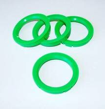 x4 Spigot Rings for BK Racing Fox Team Dynamics 73mm to fit 57.1mm Golf MK4