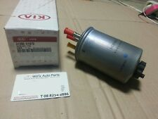 KIA GRAND CARNIVAL 2.9 DIESEL 2009-2014 GENUINE BRAND NEW FUEL FILTER