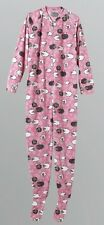 Joe Boxer No More Counting Sheep Footed Pajamas Baby Baa Baa Costume L LAST ONE
