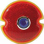 *Ford Tail Lamp/Taillight Lens Blue Dot Cats Eye 33,34,35,36 1933,1934,1935,1936