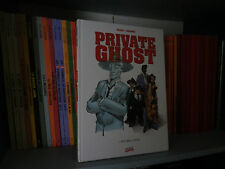 PRIVATE GHOST - I, Red Label Voodoo - Crisse/Carrère - BD