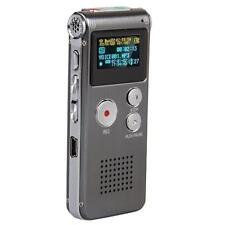 8GB Digital Voice Recorder 8G Dictaphone MP3 Player USB WAV + Microphone Speaker