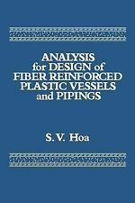 Analysis for Design of Fiber Reinforced Plastic Vessels by Steven Strauss and...