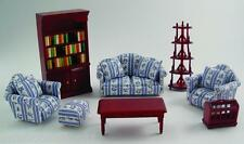 12th SCALE EIGHT PIECE LOUNGE SET  DF896 SITTING ROOM, SOFAS SETTEES