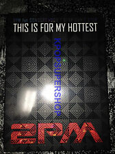 2PM 1st Concert Don't Stop Can't Stop This Is For My Hottest 3 DVD Great Cond