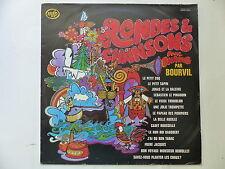 Rondes & chansons pour enfants BOURVIL MFP 2M046 13264