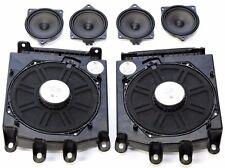 BMW E60 + LCI Lautsprechersystem Soundsystem Boxen Lautsprecher 6Stk. 6919353