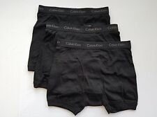 Calvin Klein Boxer Briefs - XL - Black - 3 Pair