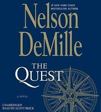 The Quest [Audio] by Nelson DeMille 1