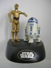 Star Wars C3PO and R2-D2 Electronic Talking Bank 1995 Original Box