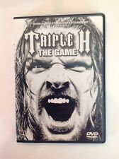 WWE - Triple H: The Game (DVD, 2002)Rare OOP