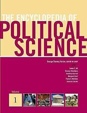 The Encyclopedia of Political Science by George Thomas Kurian