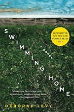 new paperback:Swimming Home A Novel-girl appears from nowhere inpool-fascinating