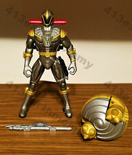"Power Rangers Lightspeed Rescue Mega Battle ""Titanium Ranger"""