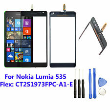 Genuine Glass Touch Screen Replacement For Microsoft Nokia Lumia 535 Digitizer