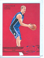 2013-14 MASON PLUMLEE FLEER RETRO METAL UNIVERSE PMG RED ROOKIE RC 063/150 DUKE