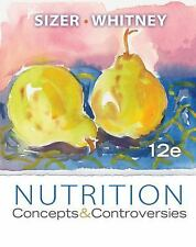 Nutrition: Concepts and Controversies, 12th Edition (Available Titles CourseMate