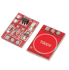 1PCS Module TTP223 Switch Button Capacitive Touch For Arduino 2016 Self-Lock