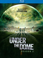 Under the Dome: Season 2 (Blu-ray Disc, 2014, 4-Disc Set)